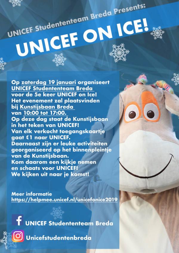 Unicef on ice info